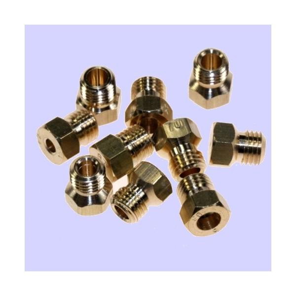 Pochette Injecteurs Lpg-bp (gaz Liquide Ou Butane Propane) Ci66