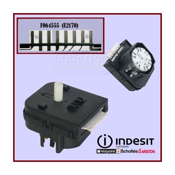 S lecteur de programme 166651 elbi c00064555 pour machine a laver lavage pieces detachees - Programme machine a laver ...