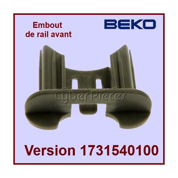 Embout de rail avant 1731540100