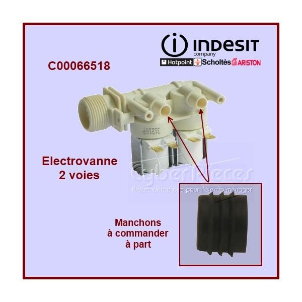 Électrovanne 2 voies à cosses C00066518