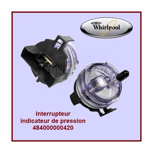 Interrupteur de niveau d'eau optique (OWI) 484000000420