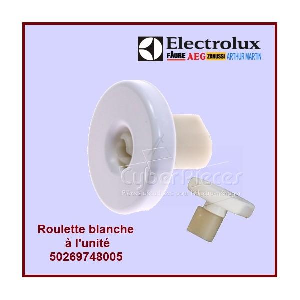 Roulette blanche à l'unité Electrolux  50269748005