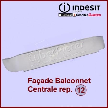 Façade Balconnet centrale C00090954