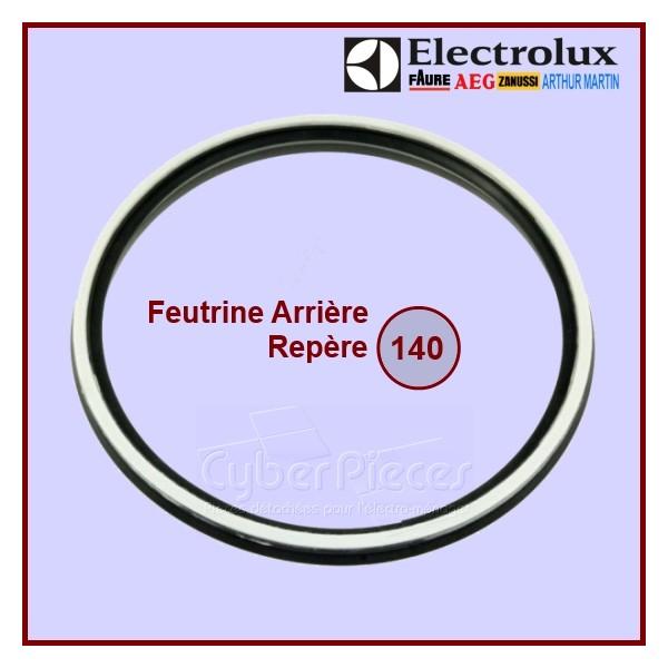 Joint feutrine Arrière du tambour 1251102222