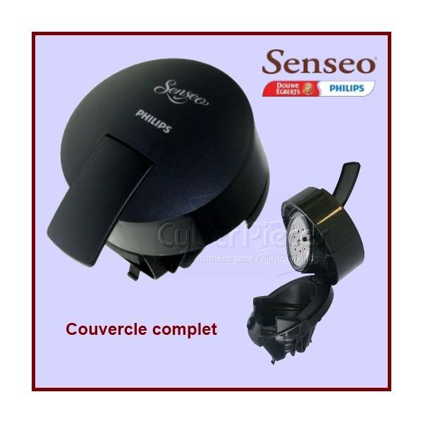 Couvercle complet noir Senseo 422225957081