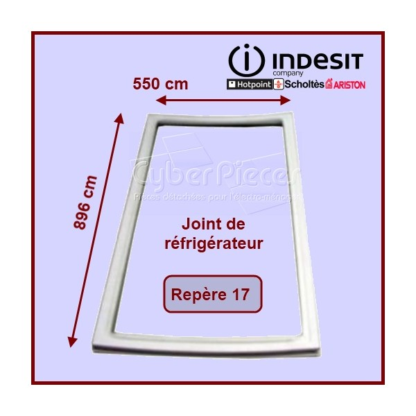 Joint blanc 550x896 cm 115567