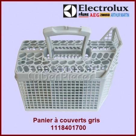 Panier à couverts gris complet Electrolux 1118401700