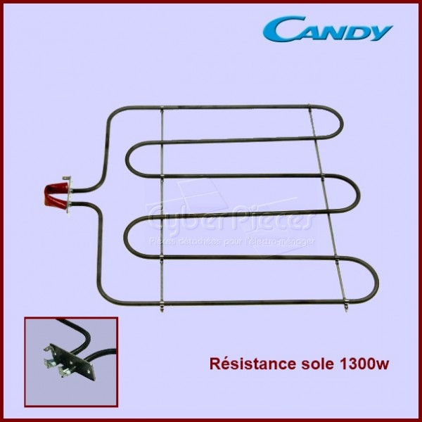 Resistance sole Candy 1300w