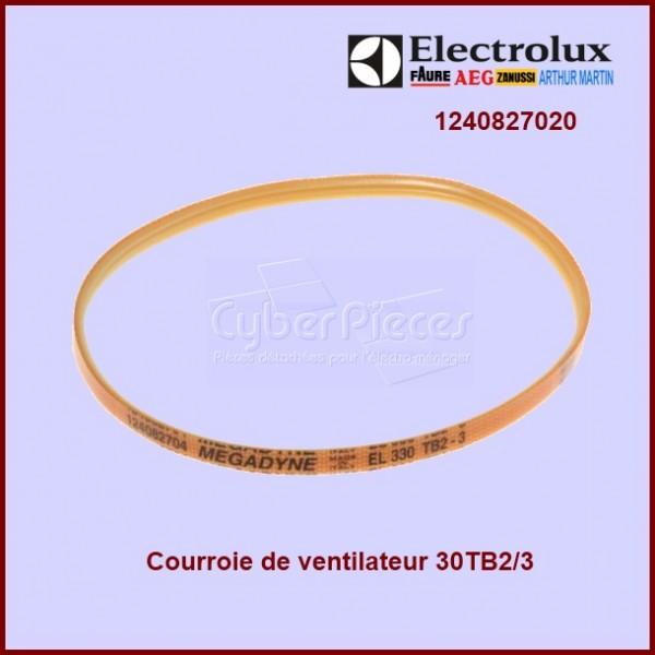 Courroie de ventilateur 30TB2/3 - EL- élastique 1240827020