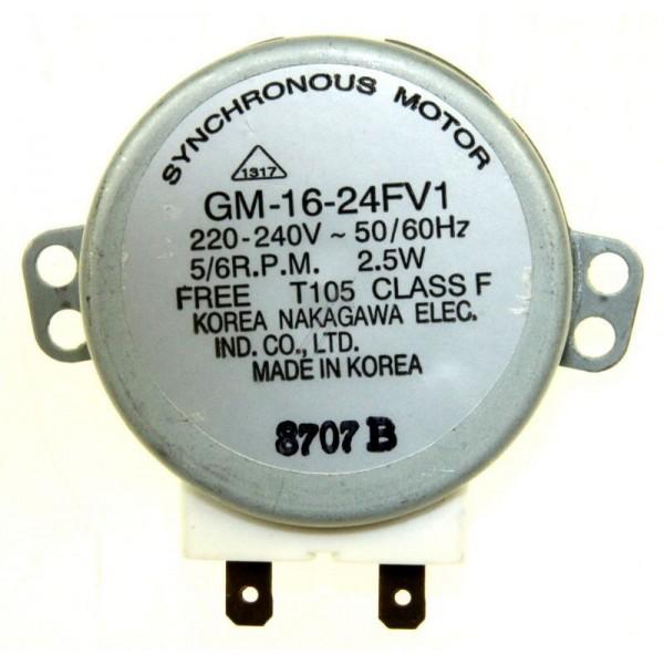 Moteur plateau micro-ondes C00060046