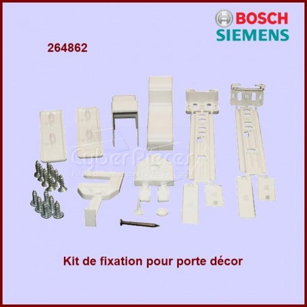 Kit complet fixation de porte décor 00264862