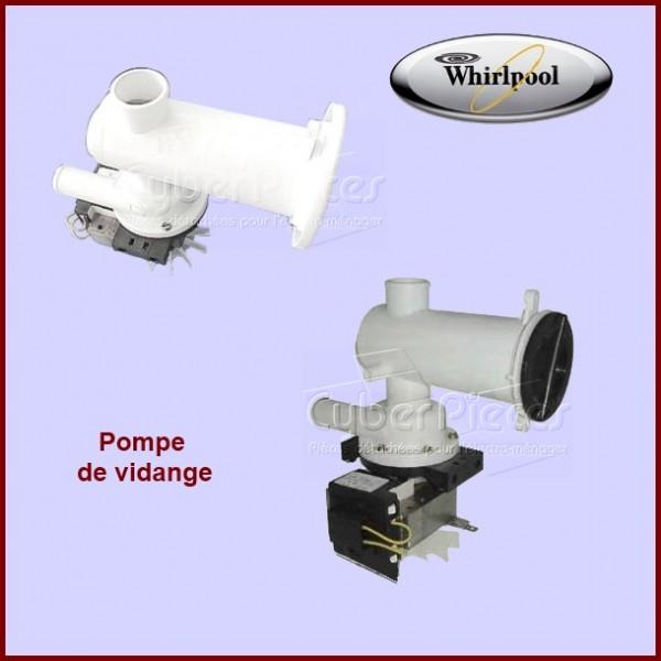 Pompe de vidange 481936018138