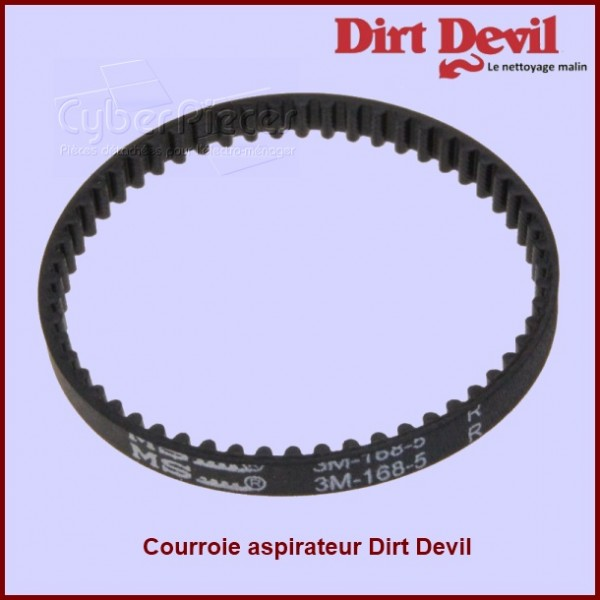 Courroie aspirateur DIRT DEVIL 0225001