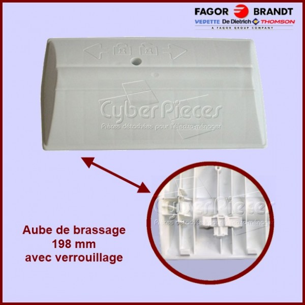 Aube de brassage 52X2199