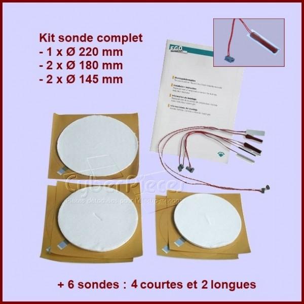 Kit sondes complet pour induction 3196248003