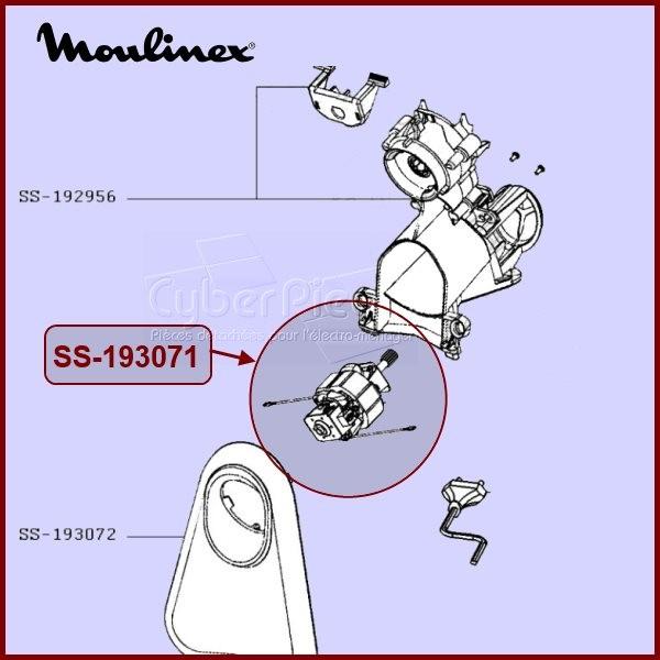Moteur complet SS-193071