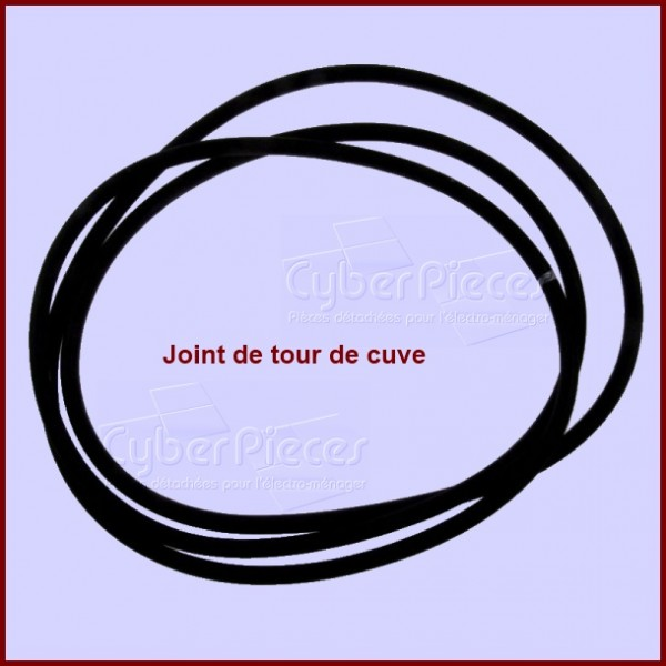 joint de tour de cuve 52x1515 pour machine a laver lavage. Black Bedroom Furniture Sets. Home Design Ideas