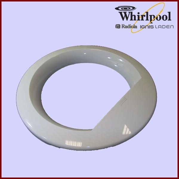 Cadre Avant du Hublot Whirlpool 481244011577