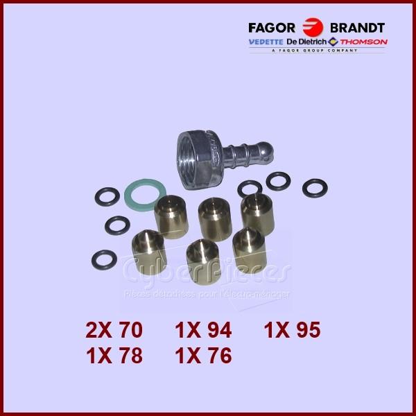 Injecteur Butane Brandt 71x8008