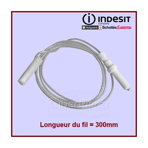 Bougie Fil 300 Indesit C00136220