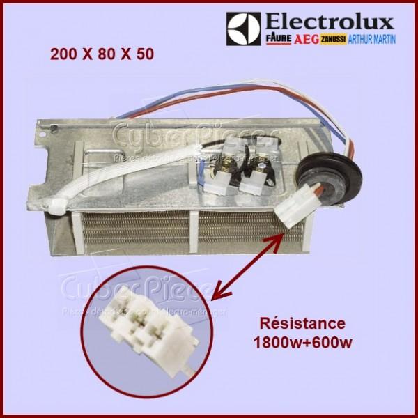 Résistance sèche-linge 1800w+600w / 230V - 50248112000