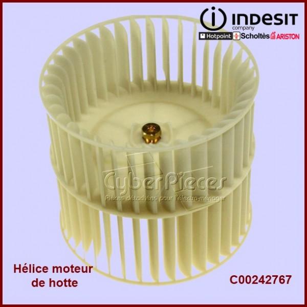 Hélice moteur de hotte C00242767