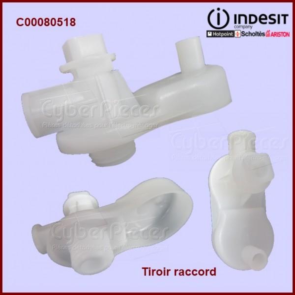 Tiroir raccord overflow C00080518