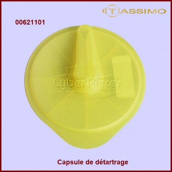disque sav detartrant tassimo 621101 t disc pour tassimo machine a dosettes petit. Black Bedroom Furniture Sets. Home Design Ideas