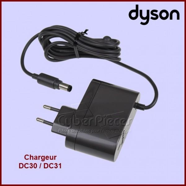 chargeur dyson 91753012 pour aspirateur petit electromenager pieces detachees electromenager. Black Bedroom Furniture Sets. Home Design Ideas