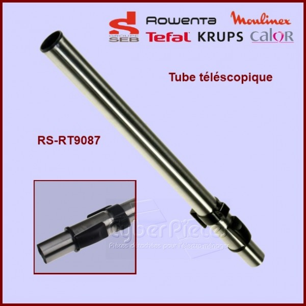 Tube d'aspirateur télescopique RS-RT9087