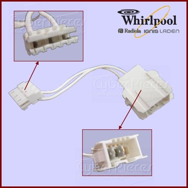Adaptateur pour pompe de cyclage 480140102481 pour lave for Adaptateur robinet lave vaisselle