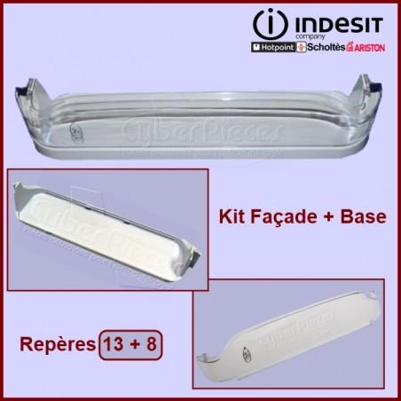 Kit Balconnet complet (facade + base) C00283225