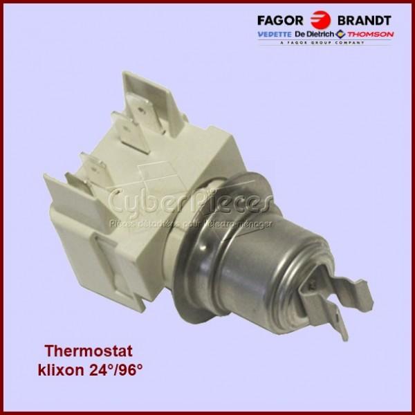Klixon 50/96° thermostat sécurité + Sonde L36R000A5