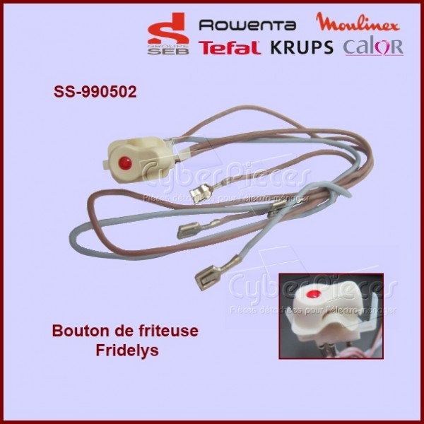 Interrupteur de friteuse SS-990502 - FRIDELYS
