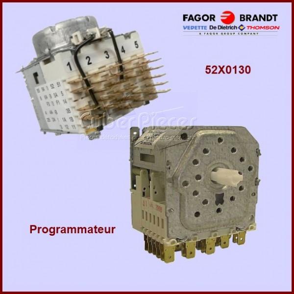 Programmateur Brandt 52X0130
