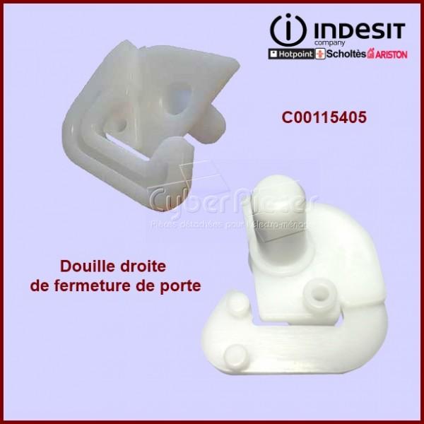 douille droite de fermeture de porte c00115405 pour charnieres refrigerateurs et congelateurs. Black Bedroom Furniture Sets. Home Design Ideas