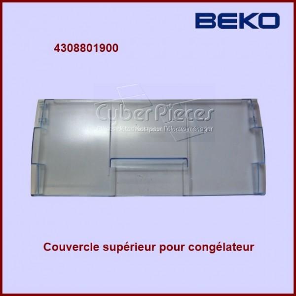 Façade tiroir supérieur congélateur Beko  4308801900