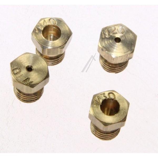 Kit d'injecteurs gaz naturel AS0003993
