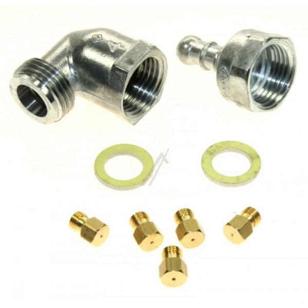 kit injecteurs gaz butane propane 3428194207 pour injecteurs buses fours ou cuisinieres. Black Bedroom Furniture Sets. Home Design Ideas