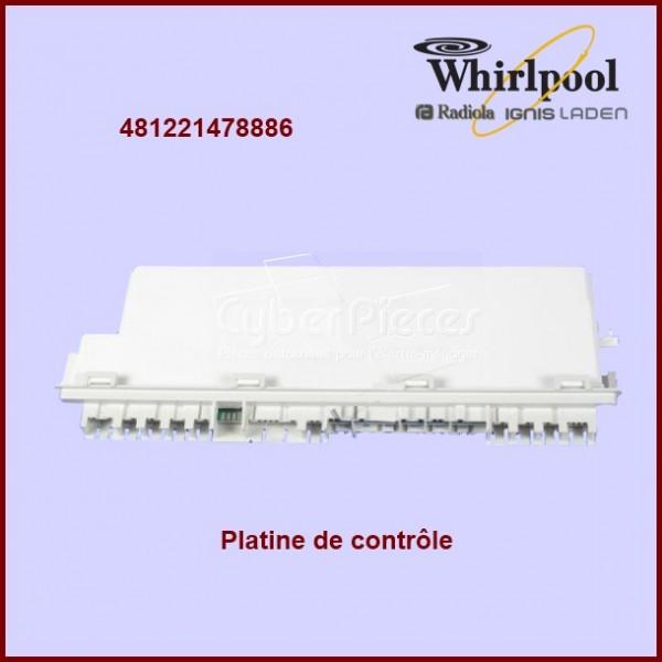 Platine de contrôle 481221478886