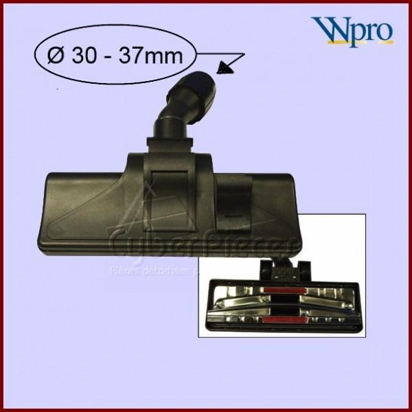 Brosse universelle avec embout vissable Ø30-37mm