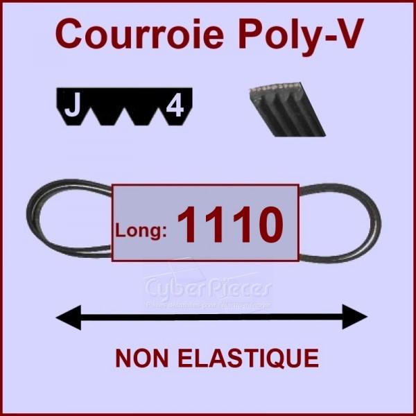 Courroie 1110 J4 / J5 non élastique