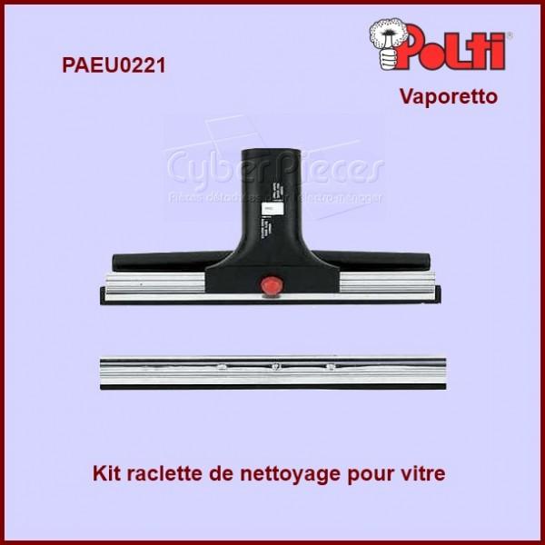 Kit raclette pour vitre  POLTI PAEU0221