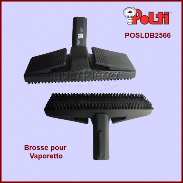 brosse pour vaporetto posldb2566 pour aspirateur petit. Black Bedroom Furniture Sets. Home Design Ideas