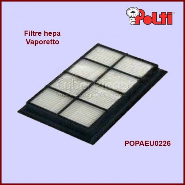 Filtre hepa pour VAPORETTO POPAEU0226