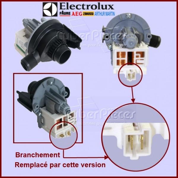 Pompe de vidange 1245988801 pour pompe de vidange machine for Comment brancher machine a laver