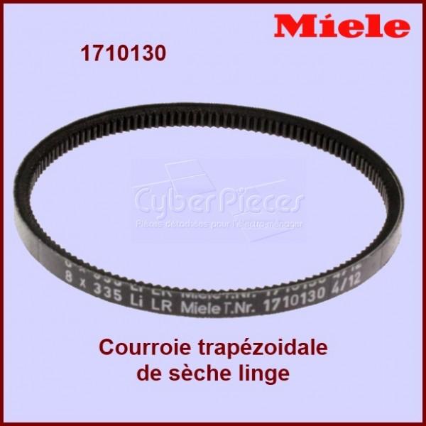 Courroie trapézoïdale 8 X 335  - 1710130