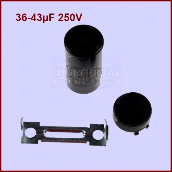 Condensateur 31µf - 40µFµF (31µf - 40µFMF) 450 Volts