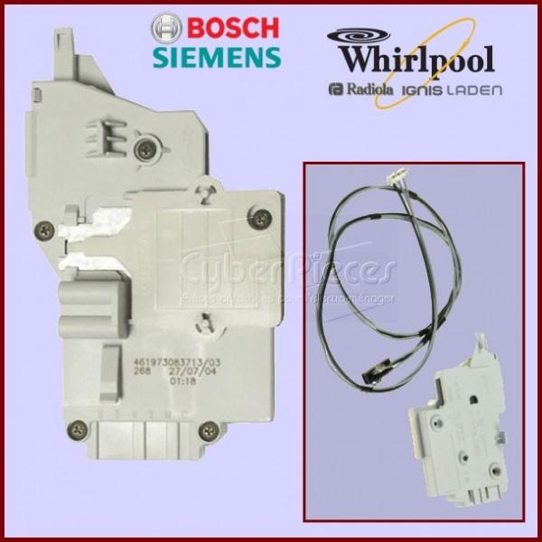 Sécurité de porte avec câble BPP/5 Whrilpool 481010474505 / Bosch 00631219