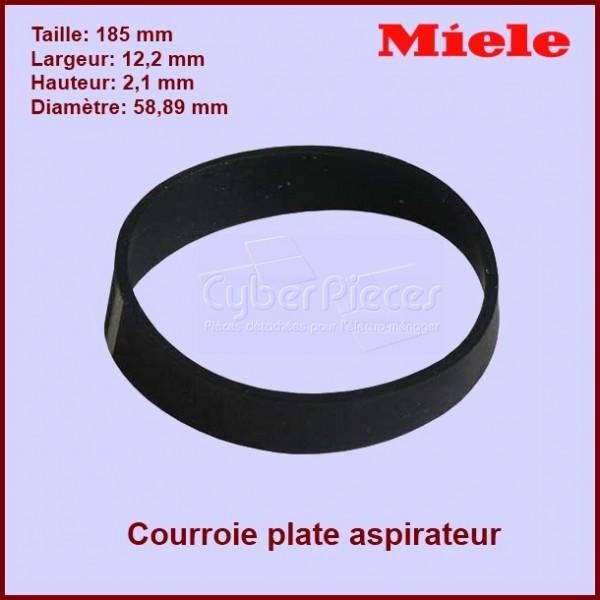Courroie plate 948-42-002 Miele 1158370